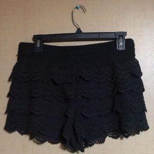 Crotchet Style Shorts
